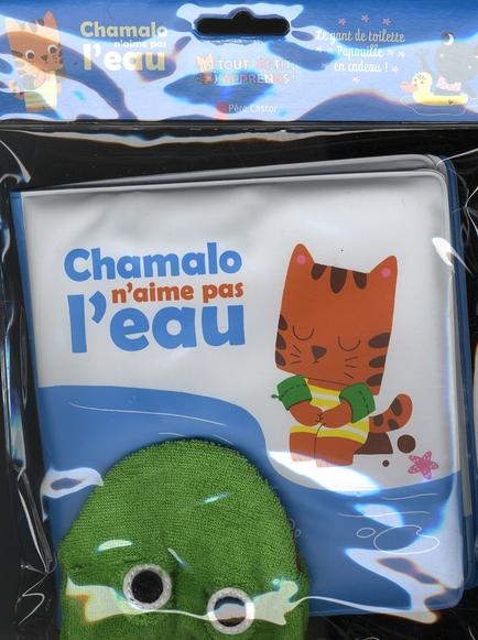 Chamalo n'aime pas l'eau