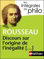 Vente Livre Numérique : Rousseau ; discours sur l'origine de l'inégalité...  - Rousseau - Jean-François Braunstein - Jean Deprun - Christine Thubert