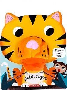 Les drôles de questions de petit tigre