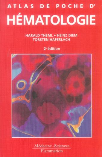 Atlas de poche d'hematologie (2e edition)