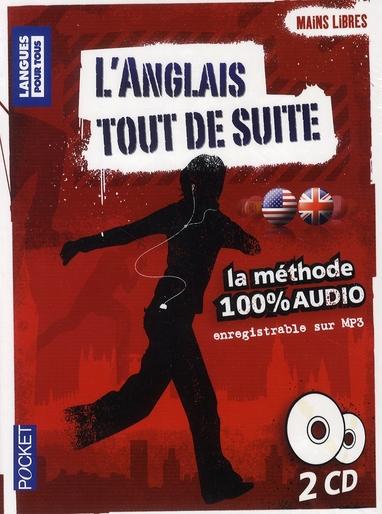 Coffret L'Anglais Tout De Suite Tout Audio (2cd)