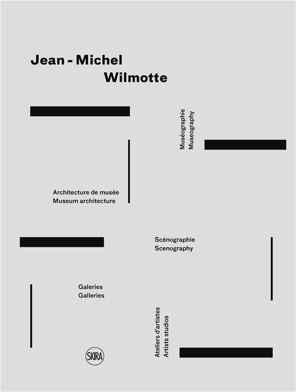 Jean-Michel Wilmotte, muséographie