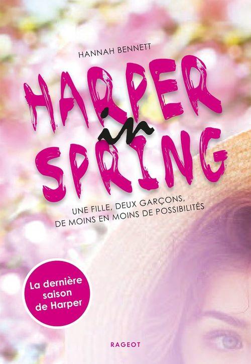 Harper in spring  - Hannah Bennett