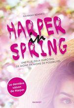 Harper in spring