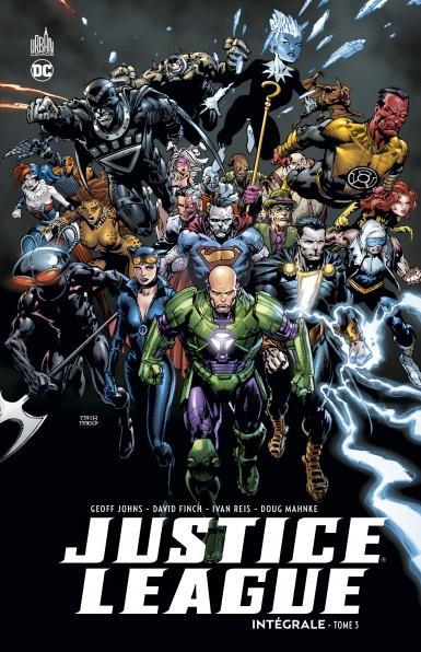 Justice League ; INTEGRALE VOL.3