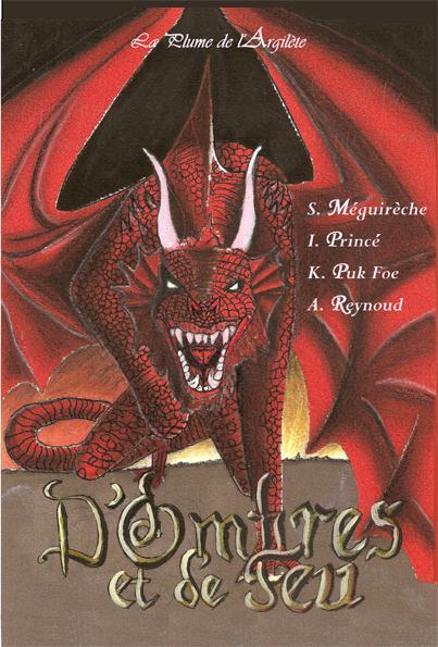 D'ombres et de feu ; histoires de dragons