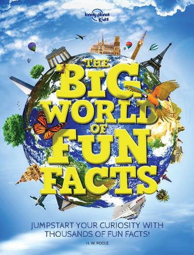 The big world of fun facts (édition 2019)