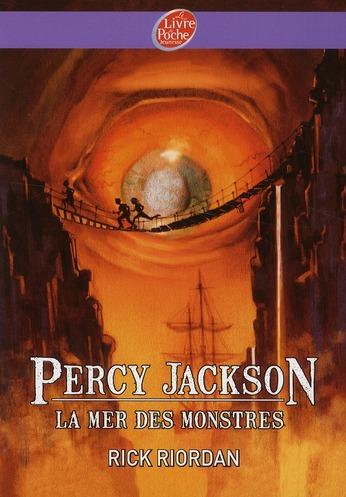 Percy Jackson T.2 ; la mer des monstres