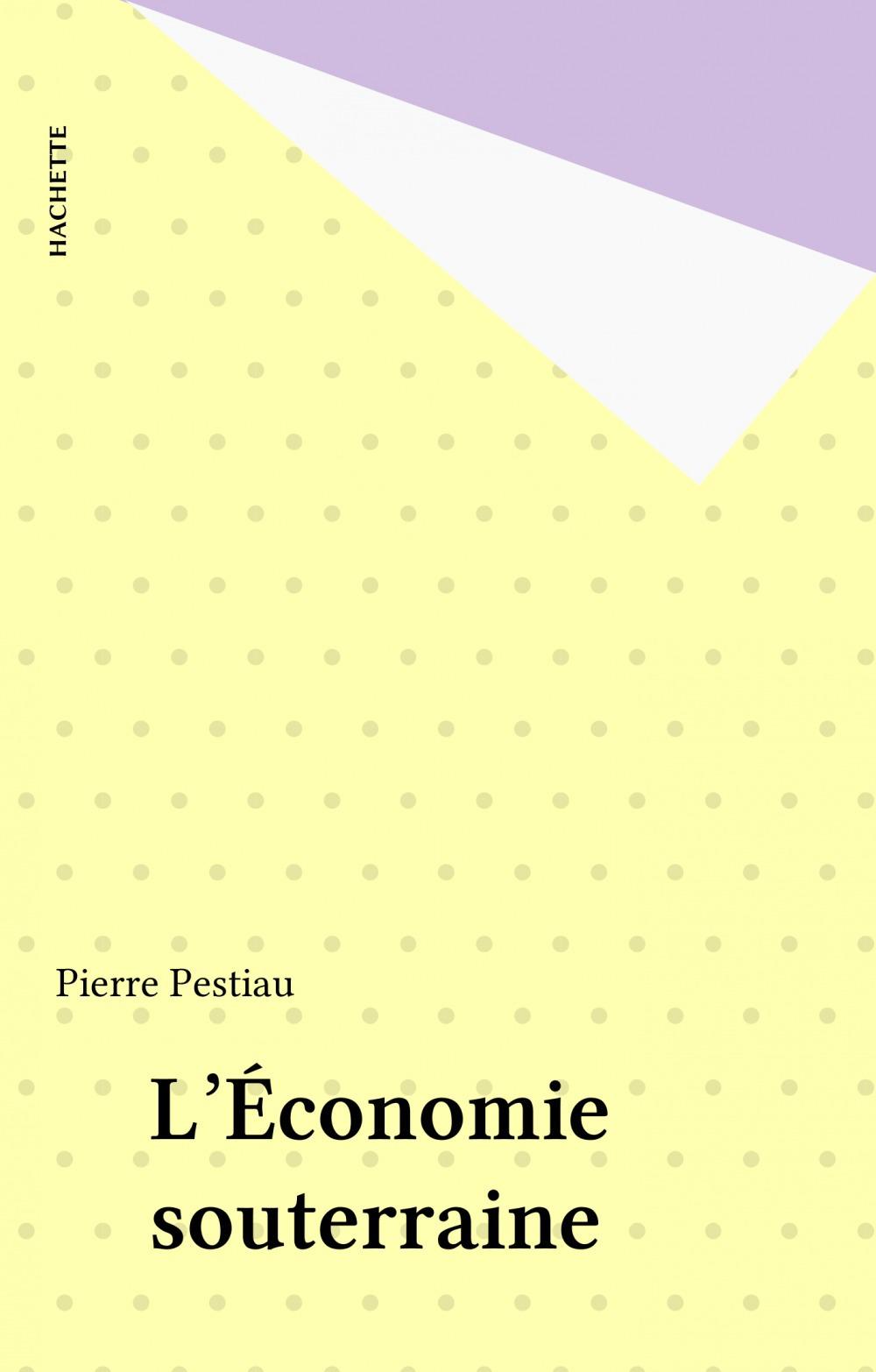 L'economie souterraine