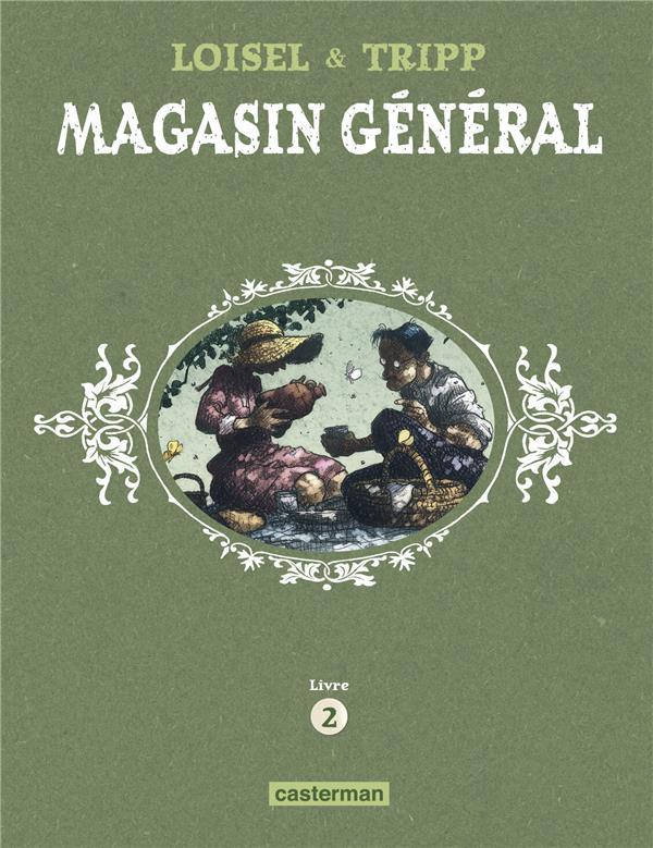 Magasin général ; INTEGRALE VOL.2