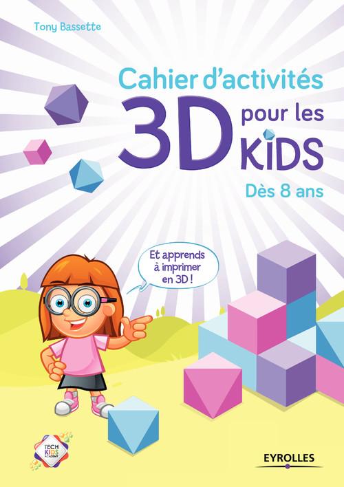 Cahier d'activités 3D
