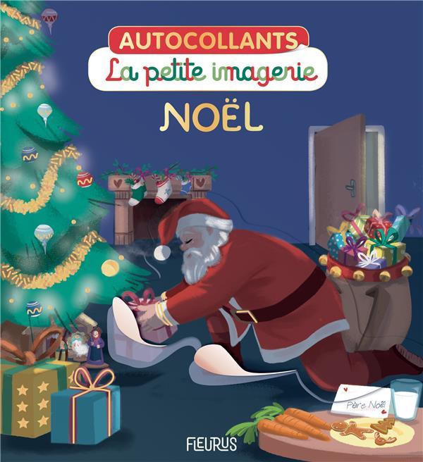 Autocollants ; Noël