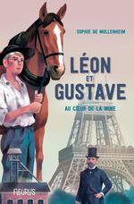 Vente EBooks : Léon et Gustave au coeur de la mine  - Sophie de Mullenheim