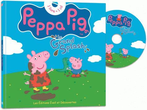 Peppa Pig ; le grand splash