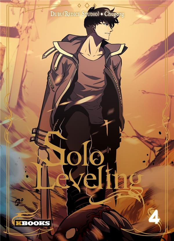 Solo leveling t04