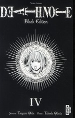 Couverture de Death Note Black Edition - Tome 4