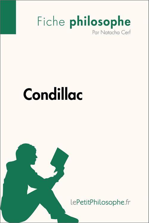 Condillac (Fiche philosophe)