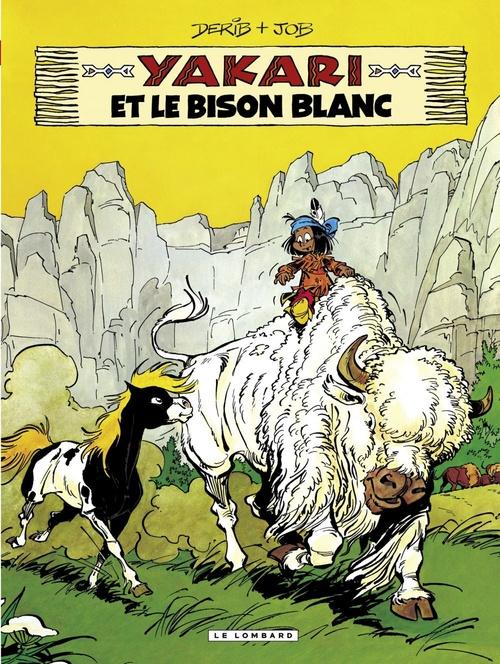 Yakari, l'ami des animaux t.2 ; Yakari et le bison blanc