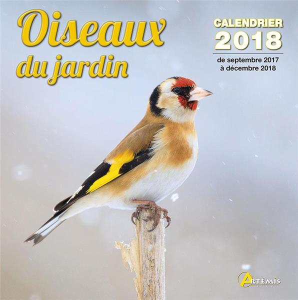 Oiseaux du jardin (édition 2018)