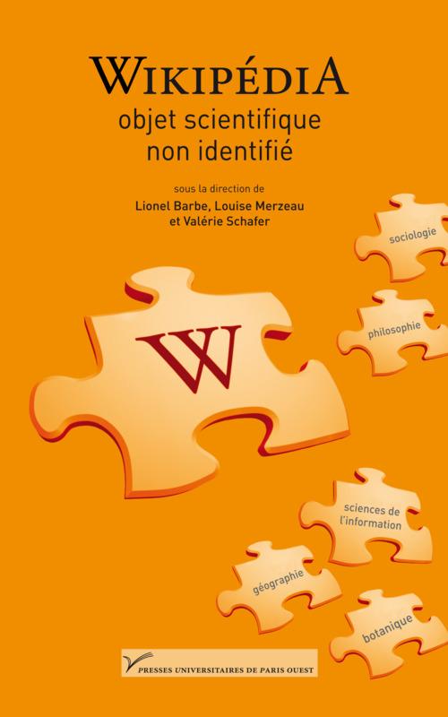 Wikipedia, objet scientifique non identifié
