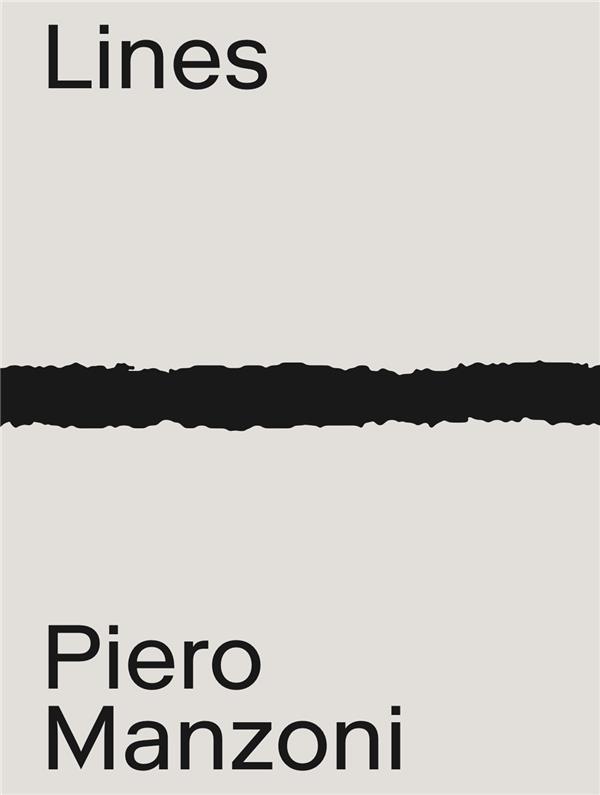 Piero manzoni materials & lines