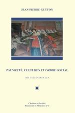 Vente EBooks : Pauvreté, cultures et ordre social  - Jean-Pierre GUTTON