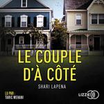 Vente AudioBook : Le couple d'à côté  - Shari Lapena