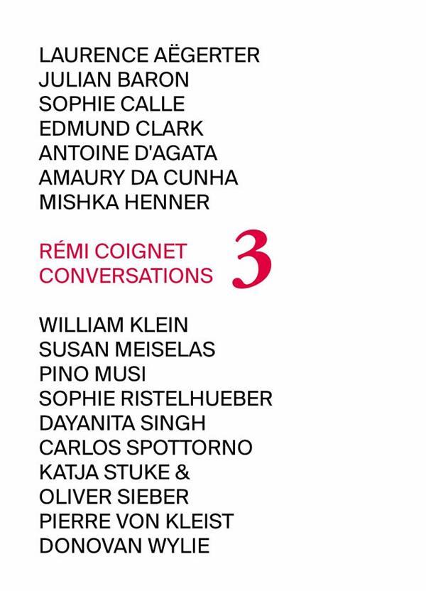 Conversations vol. 3 /francais