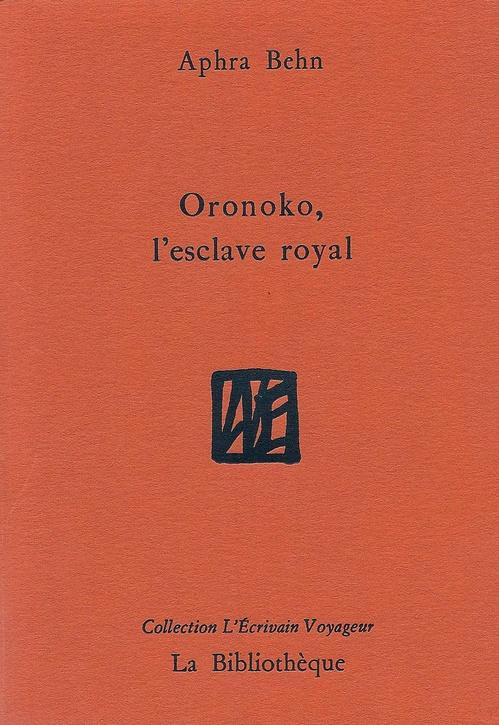 Oronoko, l'esclave royal