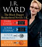 Vente EBooks : J.R. Ward The Black Dagger Brotherhood Novels 1-4  - Ward J R