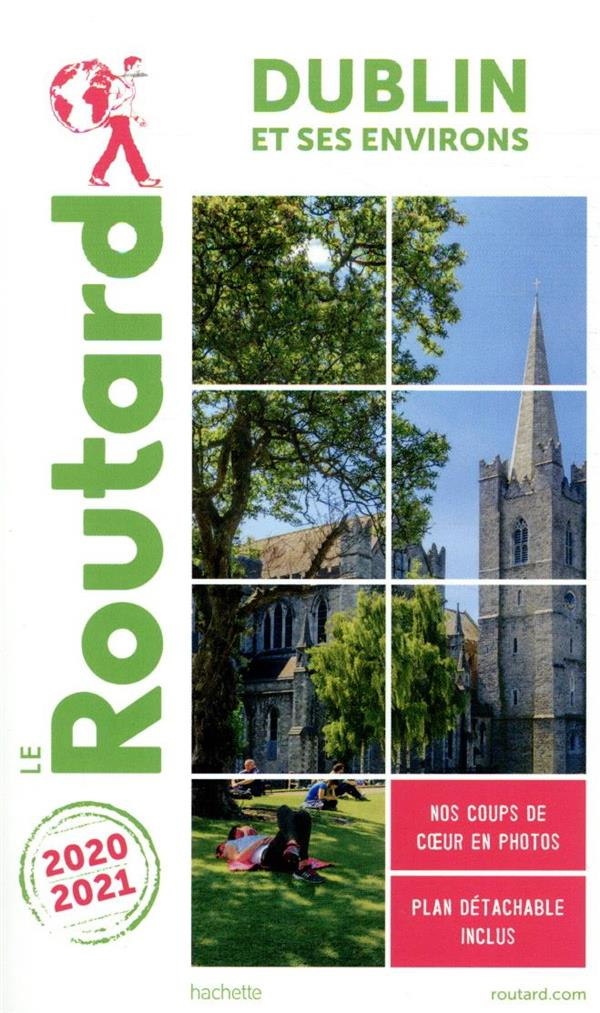 guide du Routard ; Dublin ; et ses environs (édition 2020/2021)