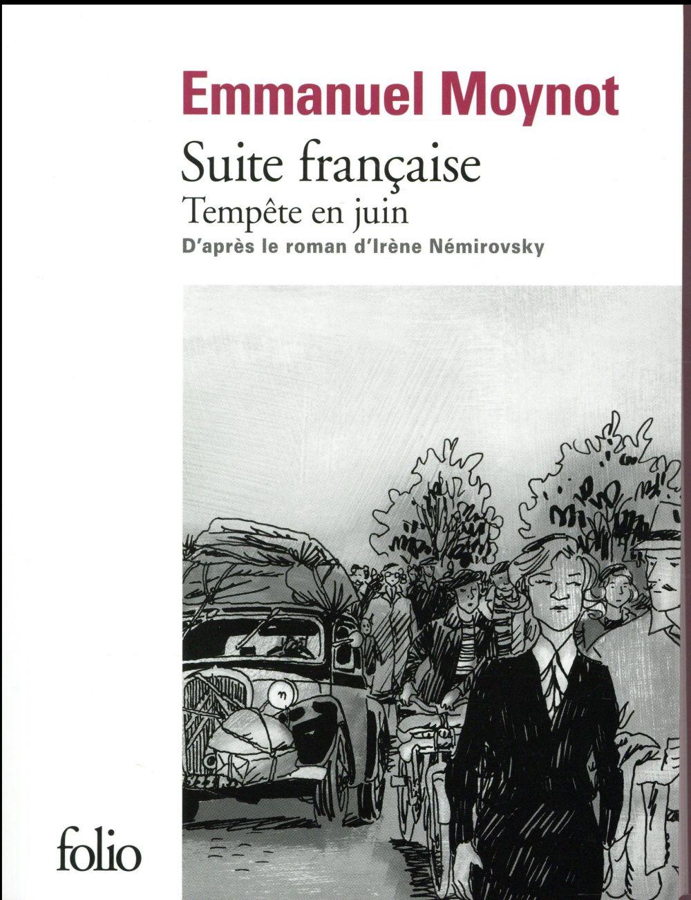 Suite française ; tempête en juin