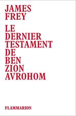 Vente EBooks : Le dernier testament de Ben Zion Avrohom  - James Frey