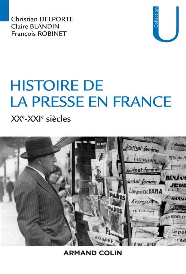 Histoire de la presse en France ; XXe-XXIe siècles