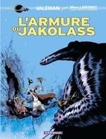 Vente Livre Numérique : Valérian, vu par... - Tome 1 - L'armure du Jakolass (1)  - Pierre Christin - Jean-Claude Mézières