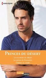 Vente Livre Numérique : Princes du désert  - Sharon Kendrick - Jane Porter