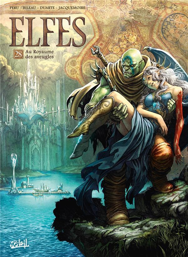 Elfes T.28 ; au royaume des aveugles