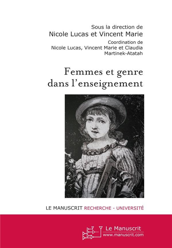 Femmes et genre dans l'enseignement