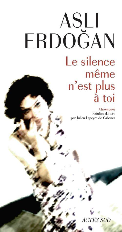 Le silence même n'est plus à toi