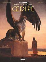 Vente Livre Numérique : OEdipe  - Clotilde Bruneau - Diego Oddi - Didier Poli - Luc Ferry