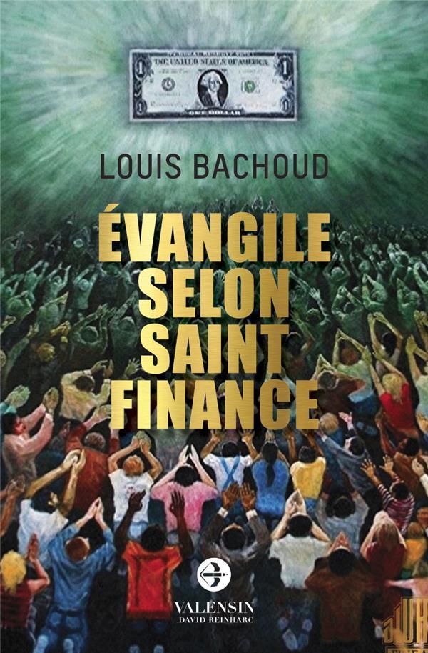 Evangile selon saint finance