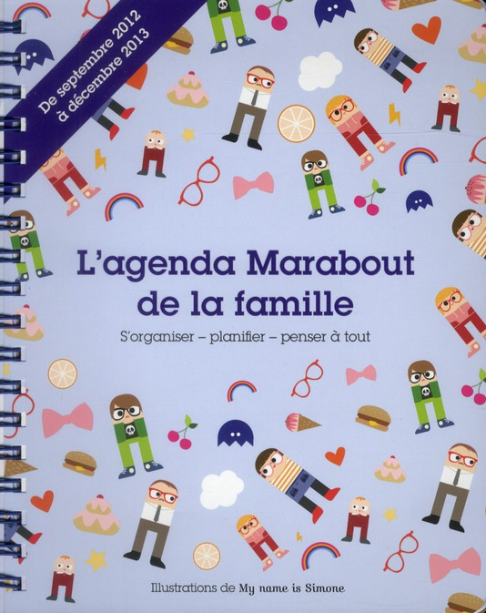 L'Agenda Marabout De La Famille