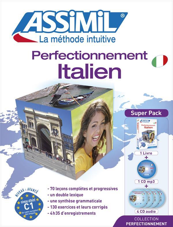 Italien ; super pack