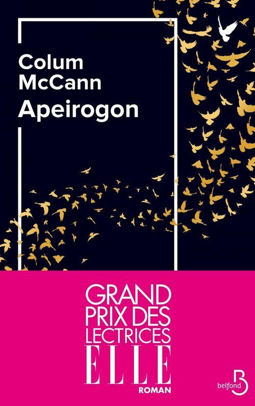 Apeirogon - Grand Prix des Lectrices ELLE