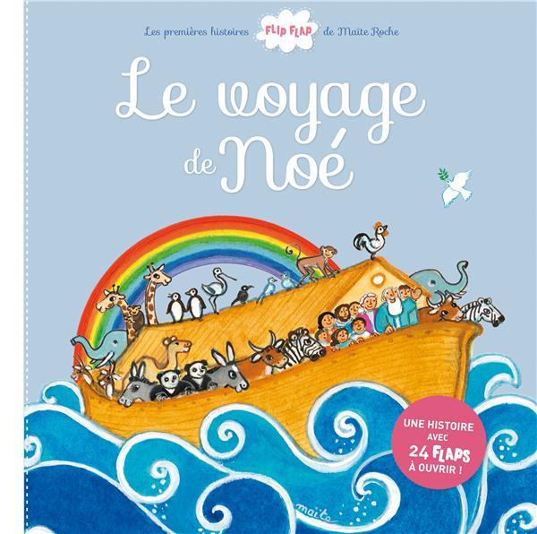 LE VOYAGE DE NOE