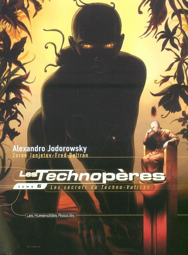 Les Technopères t.6 ; les secrets du Techno-Vatican