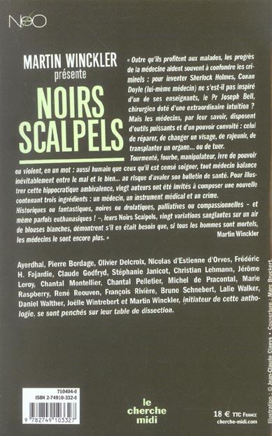 Noirs scalpels