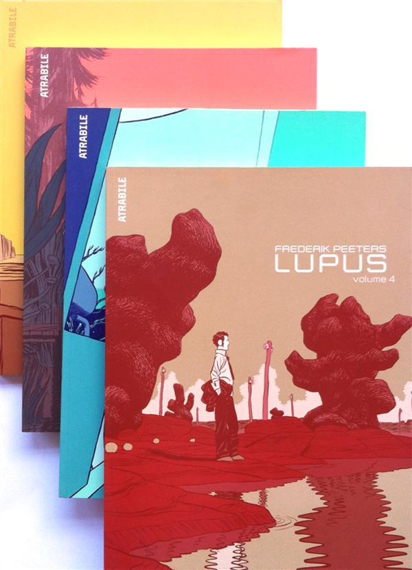 Lupus ; t.1 à t.4
