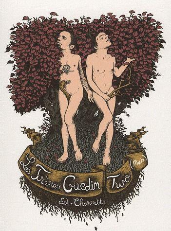 Les frères Guedin Two (nus)
