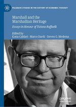 Marshall and the Marshallian Heritage  - Katia Caldari - Marco Dardi - Steven G. Medema